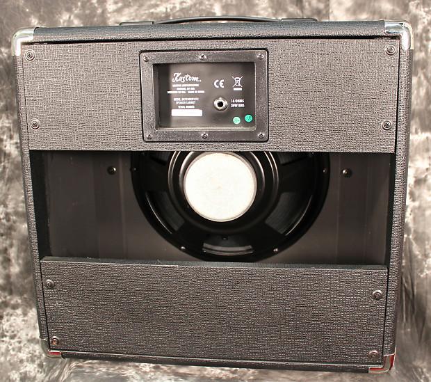 Kustom Defender 1x12 Guitar Speaker Cabinet   Reverb