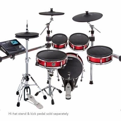 Alesis Strike Kit Electronic Drum Set - Drum Essentials Bundle