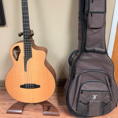 Furch Acoustic Electric Bass (Refurb) w/ bag for sale