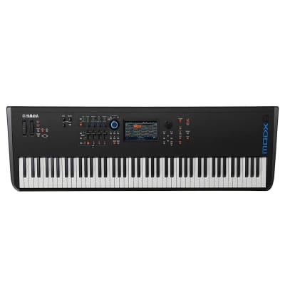 Yamaha MODX8 88-Key Digital Synthesizer 2018