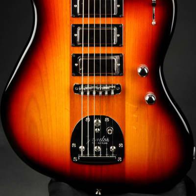 Fender Limited Edition Parallel Universe Volume II Spark-O-Matic Jazzmaster - 3-Tone Sunburst for sale