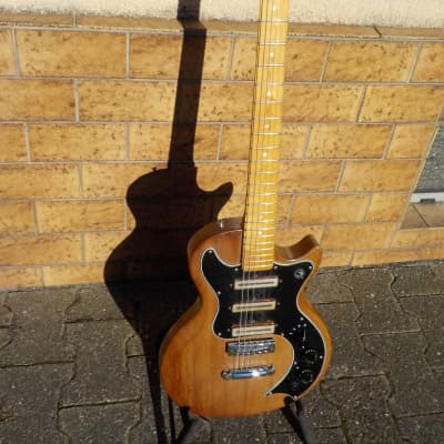 Gibson S-1 Natural 1978 Mahogany Body Bill Lawrence Pickups for sale