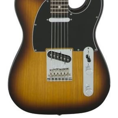 Fender Limited Edition American Standard Telecaster Figured Neck Cognac Burst - Magnificent 7 for sale