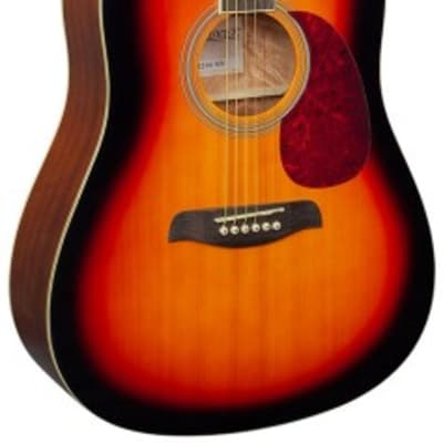 Brunswick BD200SB Dreadnought Acoustic Guitar, Sunburst for sale