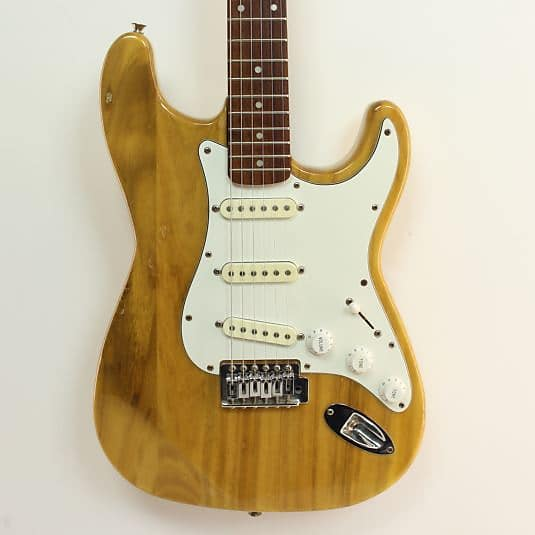 Used Rok Axe USA PERFORMER SERIES Electric Guitar Natural
