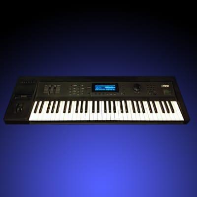 Kurzweil K2000 V.A.S.T. Synthesizer 🎹 Refurbished • Extras • Warranty • Authorized Dealer