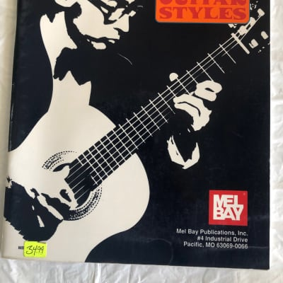 Carlos Barbosa-Lima Brazilian Jazz Guitar Styles with CD Sheet Music Song Book