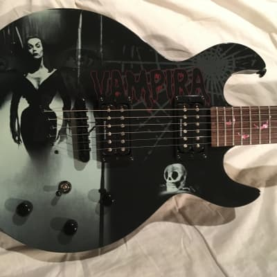 Schecter Vampira S-1 Limited Edition for sale