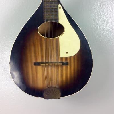 Vintage Harmony 1960's Stella Mandolin, Tobacco Burst for sale