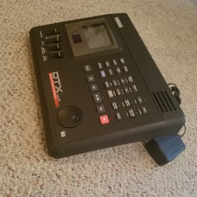 Yamaha DTX 2.0 drum module #2 with mounting plate & power supply - Works Great