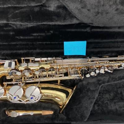 Jupiter JAS-769II Alto Saxophone (REF #9032)