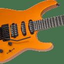 NEW! Jackson Pro Series Soloist SL3 Ebony Board Satin Orange Blaze - Authorized Dealer - Gig Bag!