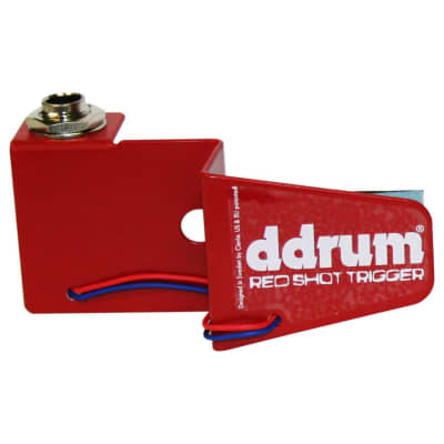 DDrum RS Red Shot Snare/Tom Drum Trigger