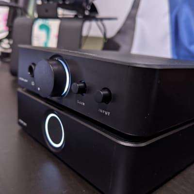 JDS Labs Atom DAC + Amp Stack 2020 Black