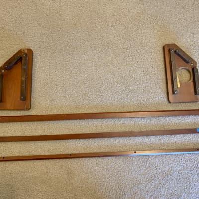 Rhodes Chroma Expander Analog Synthesizer Original Wood Panels