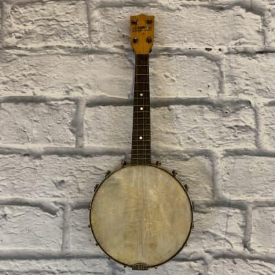 Vintage 1930s Concertone Banjolele for sale