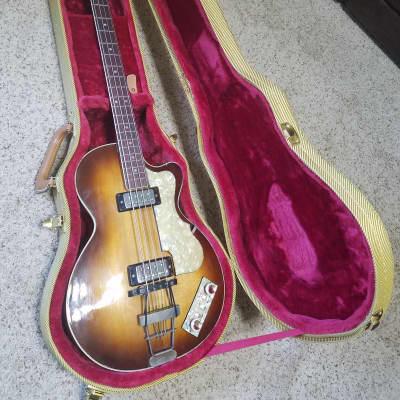 1966 Hofner 500/2