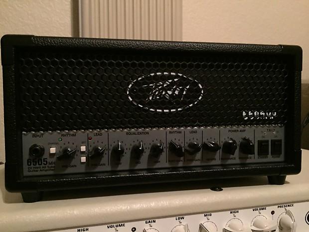 peavey 6505 mini guitar amplifier head reverb. Black Bedroom Furniture Sets. Home Design Ideas