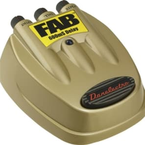 Danelectro Fab Delay Pedal for sale