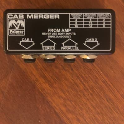 Palmer Cab Merger 2000s Blackish for sale