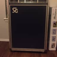 1970s CMI Electronics (Gibson) SG SG-215 Tube Combo Amp 1970s for sale