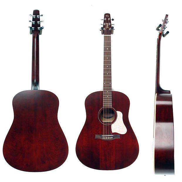 seagull s6 original slim acoustic guitar tennessee red gear reverb. Black Bedroom Furniture Sets. Home Design Ideas