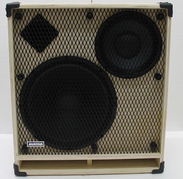avatar b1510 bass guitar speaker cabinet unfinished finish it reverb. Black Bedroom Furniture Sets. Home Design Ideas