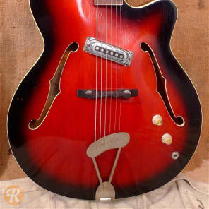 Framus Sorella 5/59- 50 Sunburst 1962