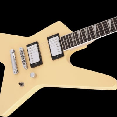 Jackson JS Series Signature Gus G. Star JS32T - Ivory for sale