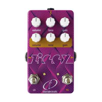 Crazy Tube Circuits Ziggy v2 Overdrive/Distortion