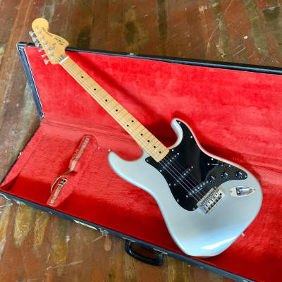Tokai Silver Star 1975 Inca silver super strat original vintage mij japan stratocaster fender killer for sale