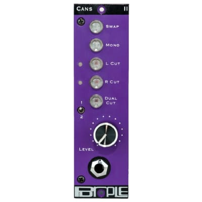 Purple Audio Cans II 500 Series Headphone Amplifier Module