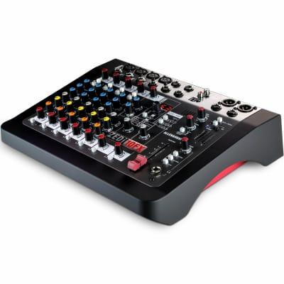 Allen & Heath ZEDi-10FX Compact 10-Input Hybrid Mixer/USB Interface w/ Effects