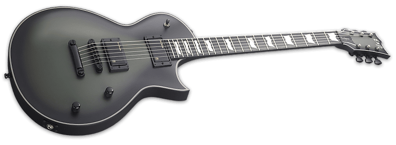 esp bill kelliher eclipse military green sunburst satin reverb. Black Bedroom Furniture Sets. Home Design Ideas
