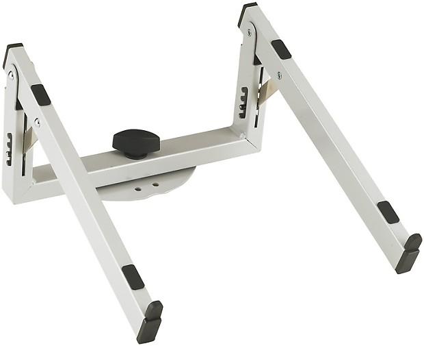 k m laptop rest for spider pro anodized aluminum reverb. Black Bedroom Furniture Sets. Home Design Ideas