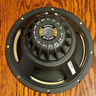 """Celestion BN10-300X 4ohm 10"""" 300W Neodymium Bass Guitar Speaker T5633"""