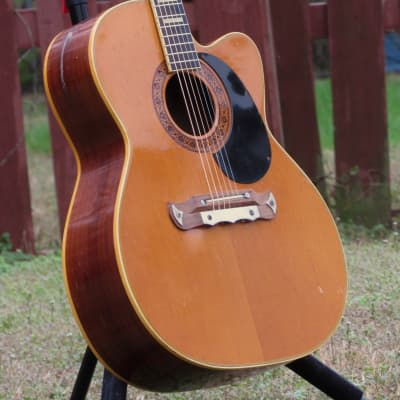 ~Super Rare~ 1969 Klira Jumbo Jet 205 - by Framus - Made in Germany -Killer Vintage Acoustic! Hofner for sale