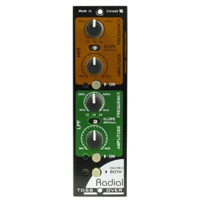 Radial Tossover 500 Series Parametric Frequency Divider Module