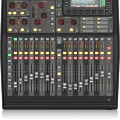 Behringer X32 PRODUCER 16 Midas Pre 8 Out 17 mfaders