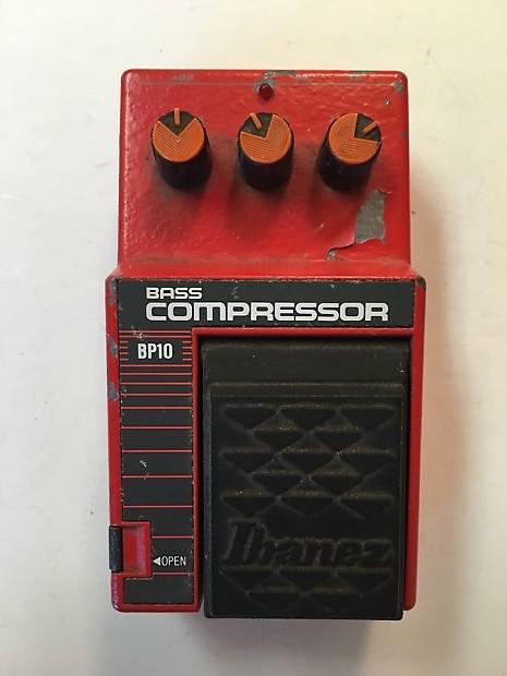 ibanez bp10 bass compressor sustainer rare vintage guitar reverb. Black Bedroom Furniture Sets. Home Design Ideas