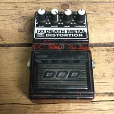 DOD Death Metal Distortion FX86B