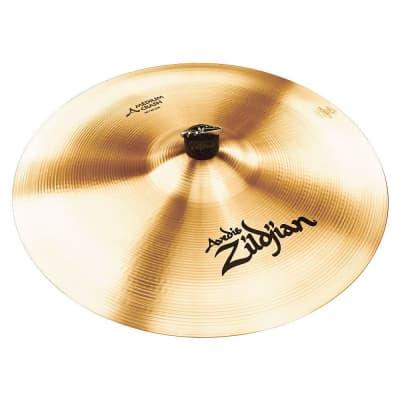 "Zildjian 18"" A Series Medium Crash Cymbal 1982 - 2012"