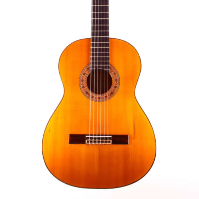 Andres Dominguez extremly powerful flamenco guitar - Santos Hernandez style for sale