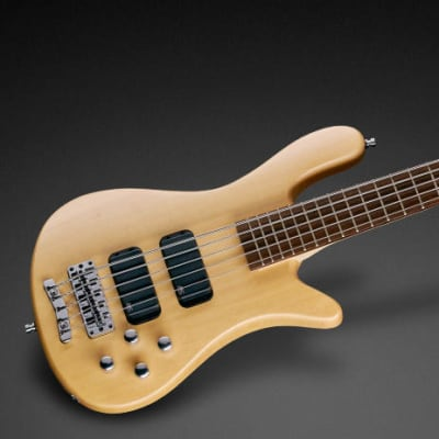 Warwick RB Streamer Standard Curved Body 5-String Bass Guitar w/Gig Bag for sale