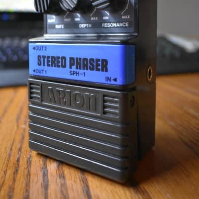 Arion SPH-1 Stereo Phaser