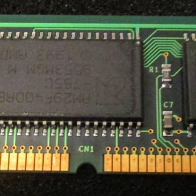 E-MU Systems Emulator EIV 1mb FLASH ROM (EOS 3.00b installed) 1994