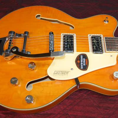 NEW! Gretsch G5622T Electromatic Center Block Double-Cut w/Bigsby Vintage Orange - Authorized Dealer