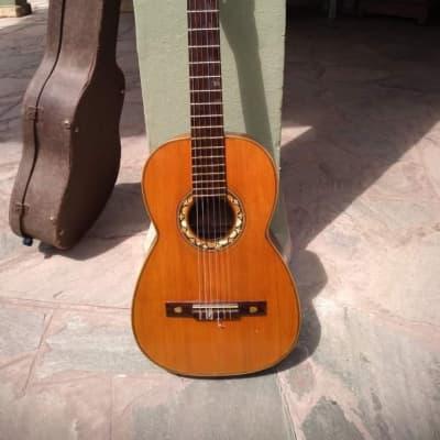 Antigua Casa Nuñez Concierto 1921 Classical Guitar Tango Flamenco Argentina for sale