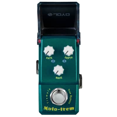 JOYO Ironman JF-325 Molo-Trem Tremolo Pedal Mini Series NEW! Free Shipping for sale