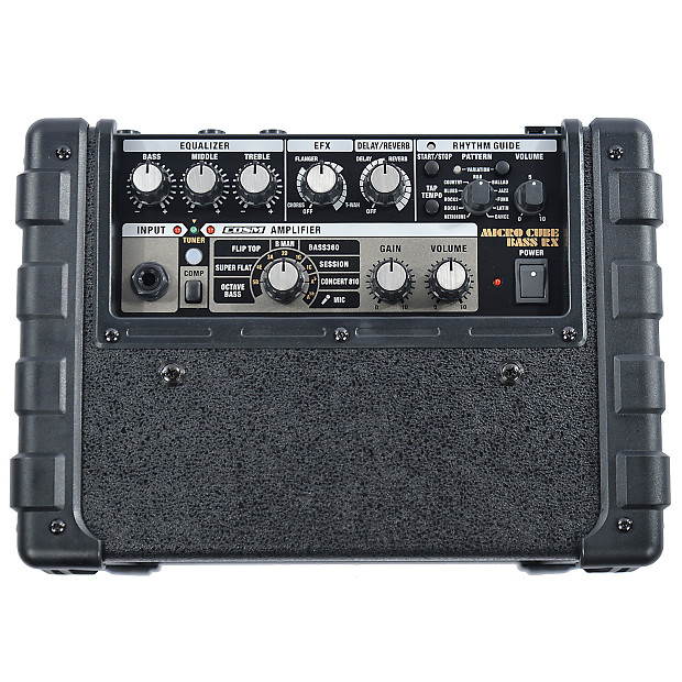 roland micro cube rx bass amp chicago music exchange reverb. Black Bedroom Furniture Sets. Home Design Ideas